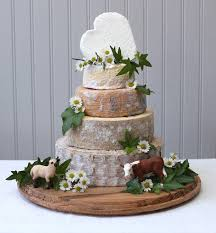 wedding cake made of cheese these wedding cakes are what cheese dreams are made of
