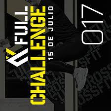 Challenge De Que Trata Crossfit Challenge 2017 Crossfit En Valencia