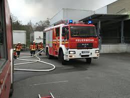 Feuerwehr Bad Kreuznach Großbrand Heidesheim
