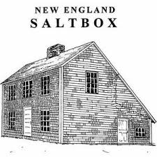 new england saltbox house saltbox house plans awesome colonial small home with garage loft new