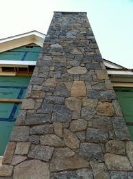 Home Designer Pro Chimney Connecticut Blue And Brown Granite Chimney W Bluestone Cap