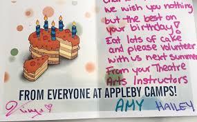 smart birthday card marketing birthdays are best