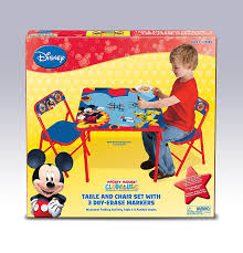 amazon com mickey mouse clubhouse capers erasable activity table amazon com mickey mouse clubhouse capers erasable activity table set toy toys games