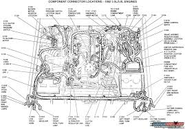 ford 4 6 engine parts diagram ford wiring diagram for cars