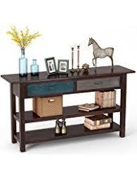 Rustic Hallway Table Sofa U0026 Console Tables Amazon Com