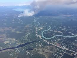 Kenai Alaska Map by Card Street Fire Grows To 1 500 Acres Alaska Public Media