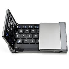 bluetooth keyboard for android shark foldable bluetooth keyboard ultra slim pocket wireless