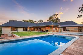 Modern Rural Homes Designs Australia House Of The Day Modern - Modern country home designs