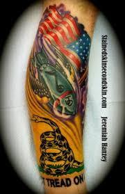 dont tread on me tattoo tattoo tatting and patriotic tattoos