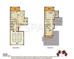 2 bedroom villa for rent in palmera 1 arabian ranches dubai uae