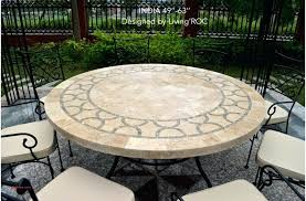 48 inch round patio table top replacement 48 inch round patio table tarim me