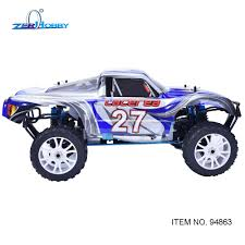 nitro rc monster trucks hsp 1 8 lacerea 94863 rc car toys nitro powered short course 4wd