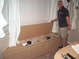 how to build a window seat how to build a cozy window seat with secret storage