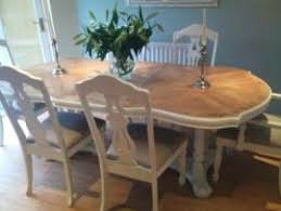 ship my french style shabby chic dining table and 6 chairs to
