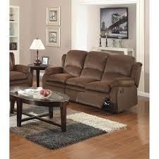 Acme Furniture Garton Motion Sofa In Chocolate Velvet By Acme Furniture 51800