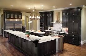 kitchen island with raised bar kitchen island raised bar black l shaped islands ideas with