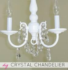 livelovediy spray paint a chandelier