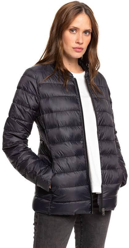 Roxy Endless Dreamin Jacket True Black Large ERJJK03252-KVJ0-L