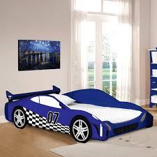 legare furniture race twin car bed u0026 reviews wayfair