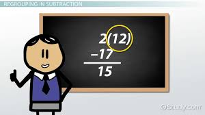 what is regrouping in math definition subtraction u0026 addition