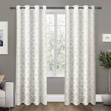 Black And White Thermal Curtains 9 Best Curtains Images On Pinterest Curtain Panels Panel