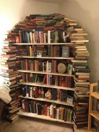 How To Do A Bookshelf 15 Diy Wall Library For Bookworm Top Do It Yourself Projects