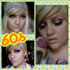 makeup tutorial twiggy 60s hippie tutorial de maquillaje youtube
