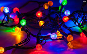 Retro Christmas Lights by Christmas Lights For Decorations On Xmas Happy New Year