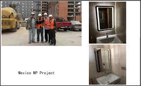 High Quality Bathroom Mirrors by Hotel Project U2013 Mexico U2013 Led Bathroom Mirror Manufacturers