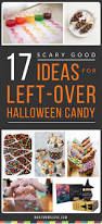 gourmet halloween chocolate 17 scary good ideas for leftover halloween candy chocolate bark