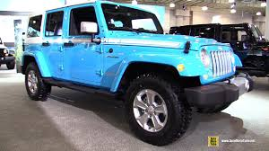 chief jeep wrangler 2017 2017 jeep wrangler chief edition exterior and interior walkaround