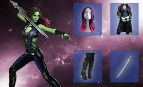 gamora costume gamora costume awesome and simple diy guide