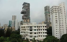 ambani home interior mukesh nita ambani s billion dollar home antilia in mumbai