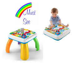 fisher price around the town learning table fisher price laugh learn around the town learning table 23 08