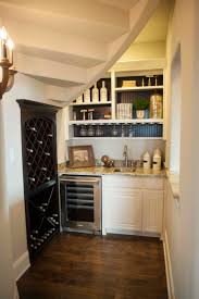wet bar nook by shaddock homes at phillips creek ranch