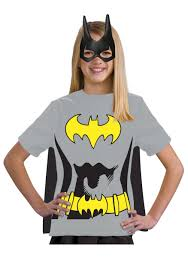 child batgirl t shirt costume