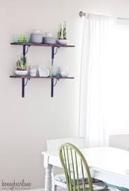 Ikea Ledges by Apartment Living Decorate With Shelves