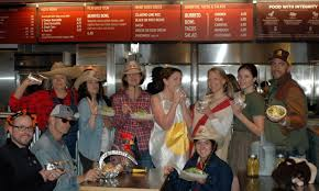 Halloween Costumes For Family Of 6 by Chipotle Mexican Grill Supports America U0027s Family Farmers U2013 Farm Aid