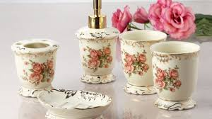 minimalist country vintage shabby chic bathroom accessories live