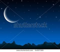 crescent moon stock images royalty free images vectors