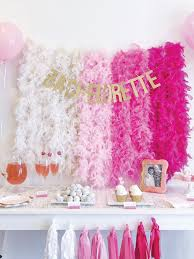 15 easy bridal shower or bachelorette party decorations