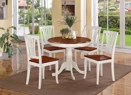 Centerpiece Ideas For Kitchen Table Round Kitchen Table Set For 4 A Complete Design For Small Family