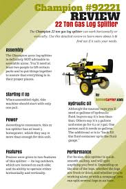 best 25 log splitter reviews ideas on pinterest log splitter