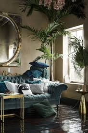 weekend decorating idea must add velvet fur pillow and tufted sofa