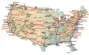 Ley Lines Map Usa by Mnr Map Amtrak From Sacramento To Chicago Part 1 Of 3 Hoscale