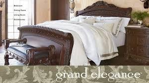 grand elegance furniture from ashley homestore grand elegance