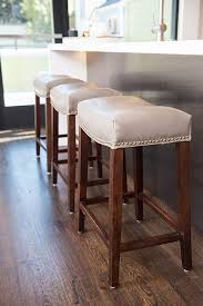 saddle bar stool u2013 alder u0026 tweed furniture