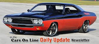 1970 dodge challenger special edition car