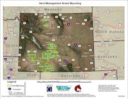 Oregon Blm Maps by Wyoming Wild Horse U0026 Burro Areas