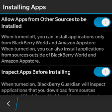 what is android os is there some way to get android os on blackberry z10 so that i